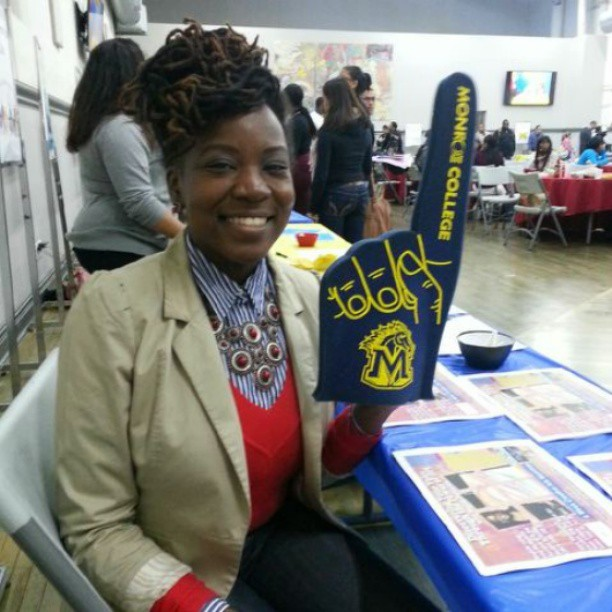 monroe college club day