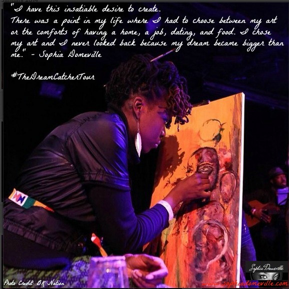 live painting 2013