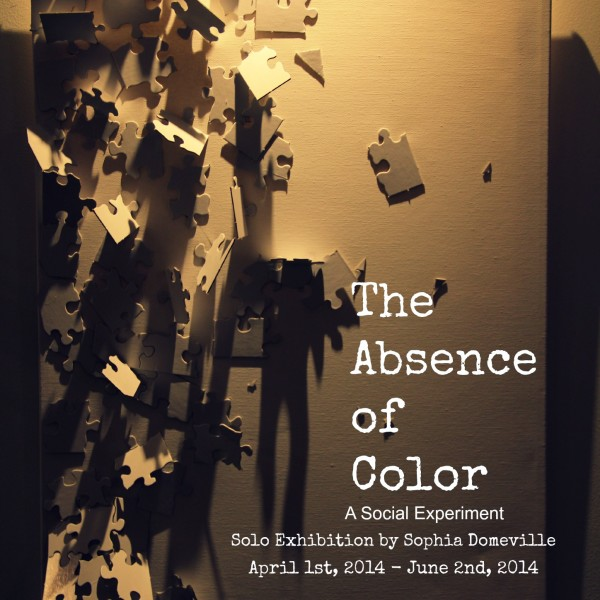 The Absence of Color